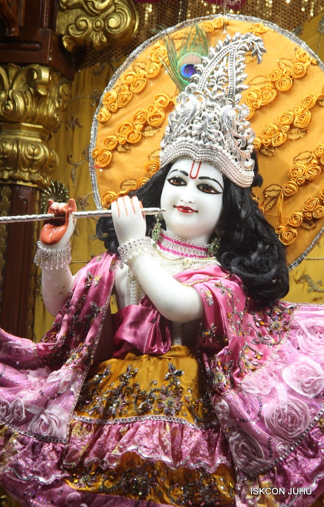 ISKCON Juhu Mangal Deity Darshan on 30th June 2016 (18)