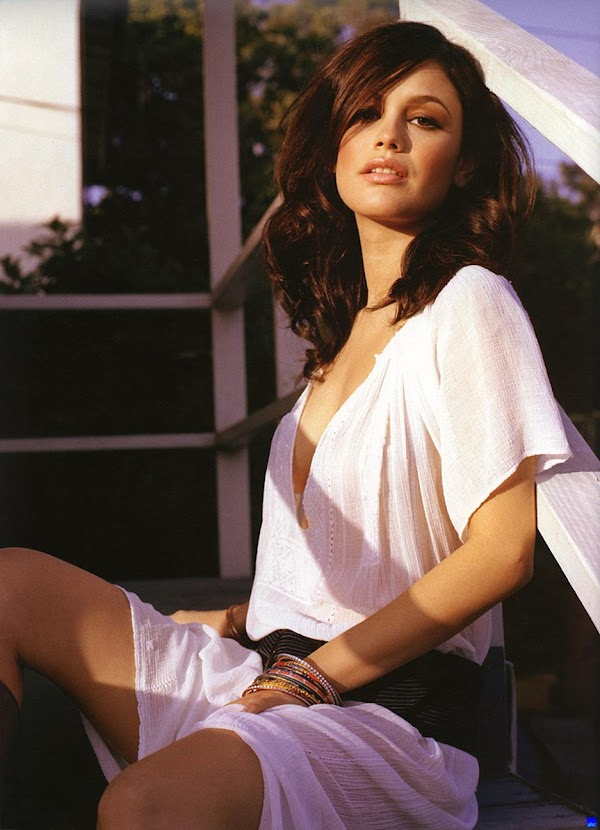 Wake Up with Rachel Bilson(Best-14photos)14