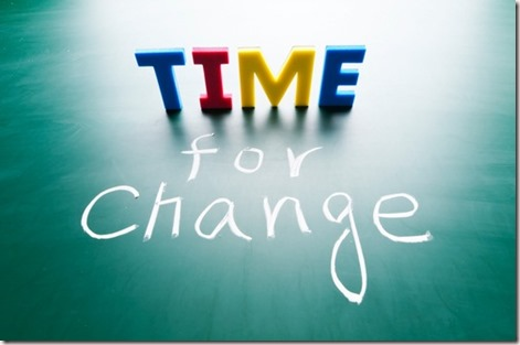 Time for Change 2
