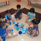 Celebrated Blue Day by Nursery Section - Witty World (2015-16)