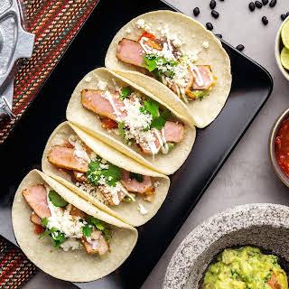 Adobo Pork Tacos.