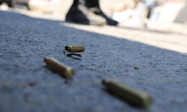 Dos heridos en tiroteo en Villa Central