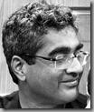Rajesh DevRaj Author of Sudershan Chimpanzee
