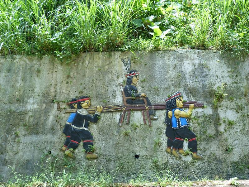Tainan County.De Dona village à Meinong via Sandimen en scooter.J 12 - P1220583.JPG