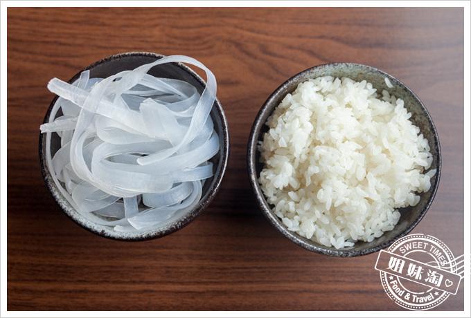 貓頭鷹鍋物白飯寬冬粉
