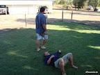 Rugby 2 (learning: wenn der andere 30 kilo mehr wiegt...lass es : )