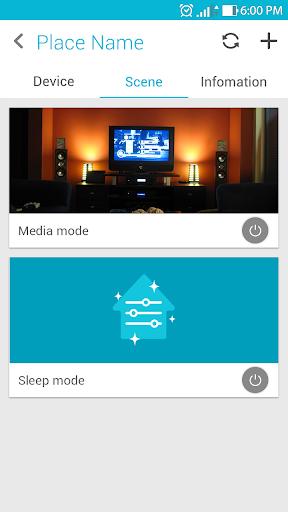 ASUS SmartHome screenshot 5