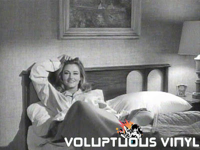 Elga Andersen In Bed