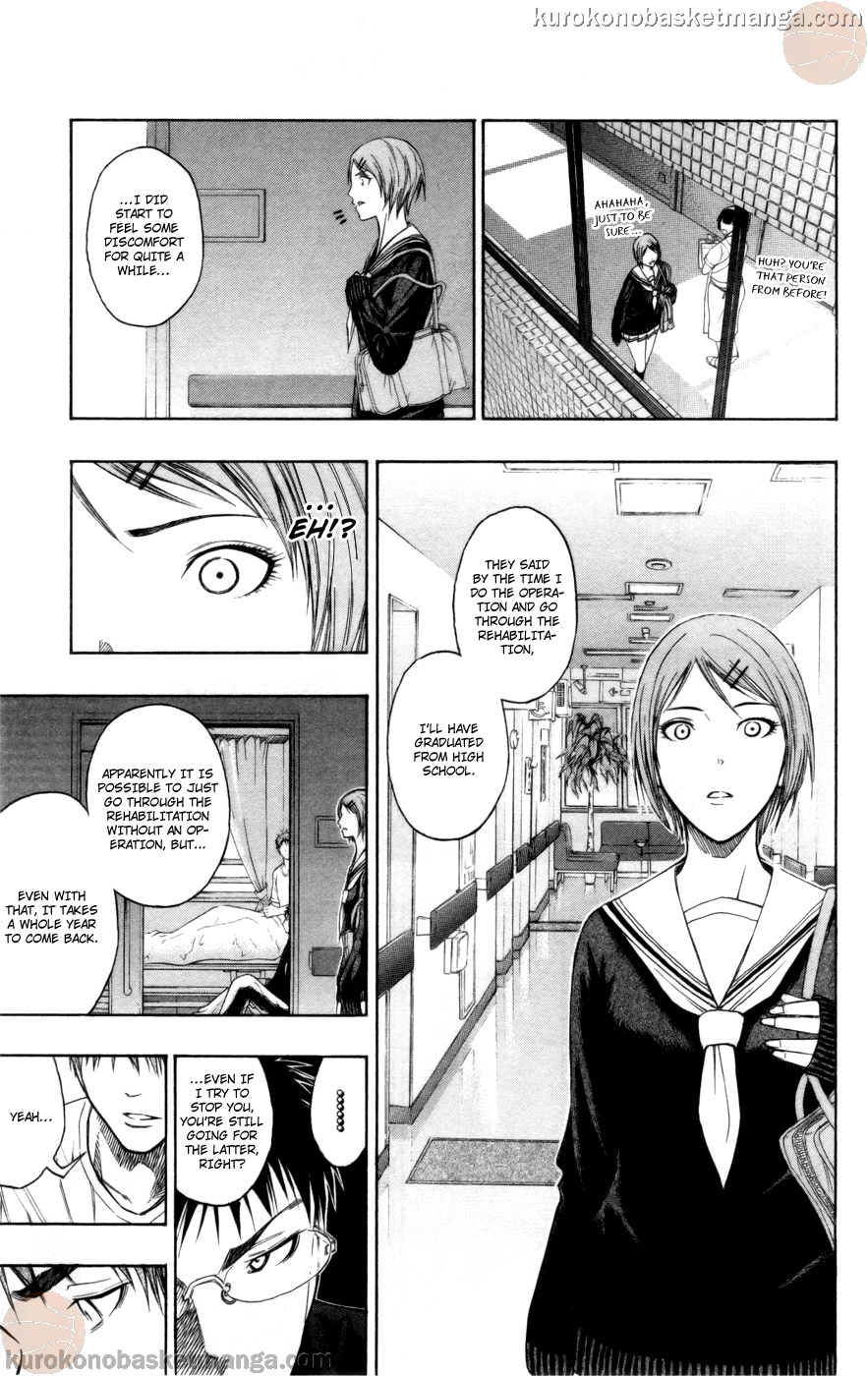 Kuroko no Basket Manga Chapter 99 - Image 16