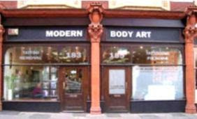 Modern Body Art B4 6RG   Piercing amp Tattoo Studio Directory