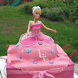 De taart voor mijn 2de feestje