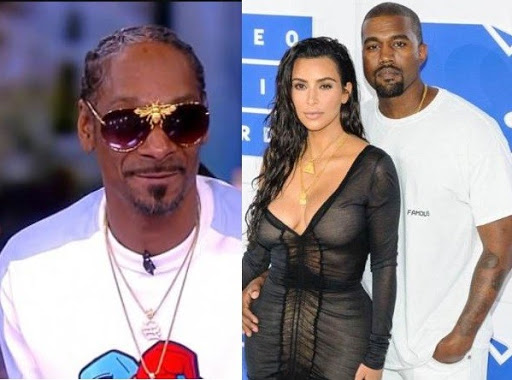 Snoop Dog takes a swipe at Kim Kardashian again, says Kanye West 'truly misses a black woman in his life.'