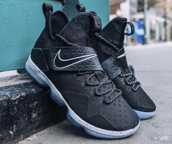 Nike LeBron 14 Chase Down is Finally Out