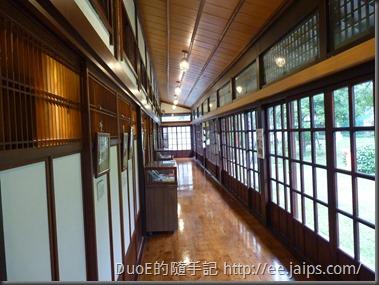 紀州庵文學森林-長廊2