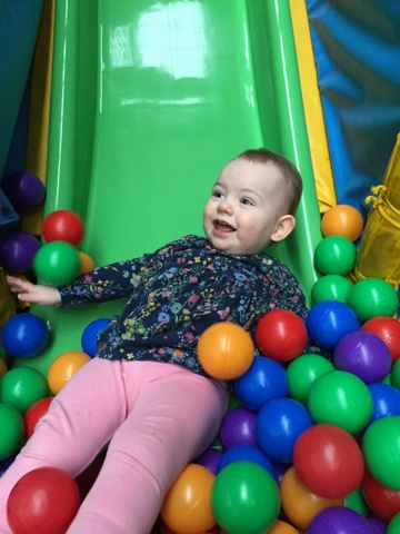 Rosalie's 18 month Update - Roseyhome - Take a look at how my toddler is developing - monthly update, toddler, development, growing, learning