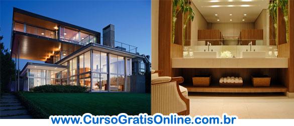 Arquitetura ou Design de Interiores