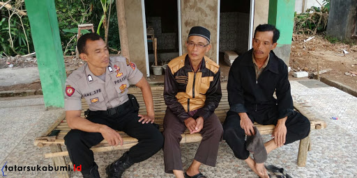 Antisipasi Jelang Pilkada 2018, Polsek Nagrak Gelar Operasi Bina Nusantara Anjangsana