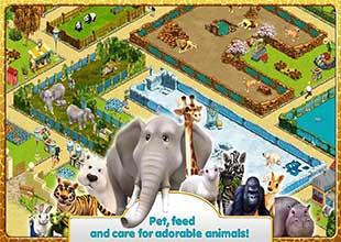 لعبة تربية حيوانات للاطفال