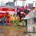 Pos II Damkar Cibadak Ungkap Penyebab Kebakaran di 5 Kecamatan Sukabumi