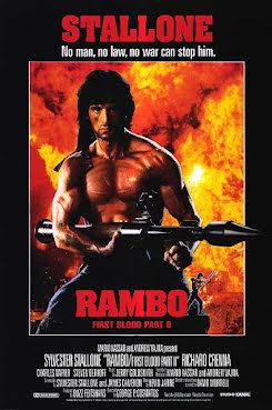 Rambo: Acorralado II- Rambo: First Blood Part II (1985)