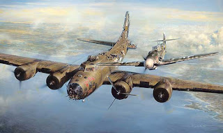 A Higher Call, Charlie Brown, Franz Stigler, B-17