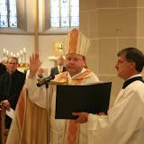 Orgelweihe durch Bischof Bode 07.06.2009