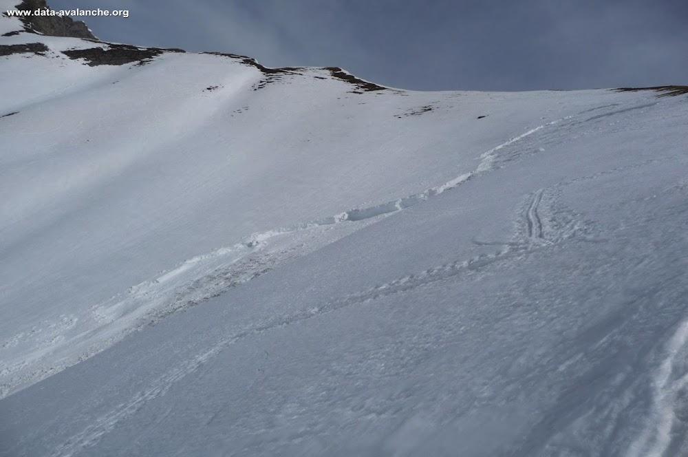 Avalanche Aravis, secteur L'Etale, Pointe Sud de l'Etale - Alpage de Tardevant - Photo 1