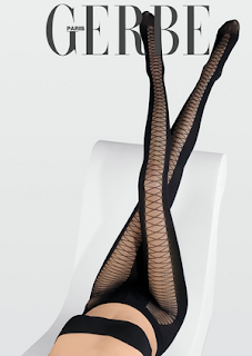 63b57bd16 Gerbe is a French brand that I first discovered in Paris. They have some of  the most exciting trends in tights. They have been extremely hard to hard to  ...