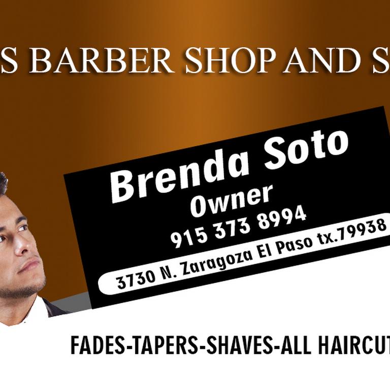 Sotos Barber Shop And Salon Barber Shop In El Paso