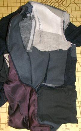 Sport jacket journey 3