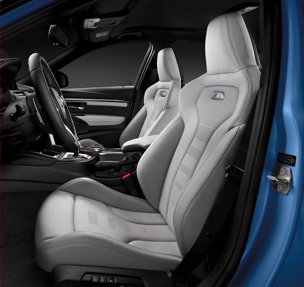 2015 BMW M3 Sedan 433