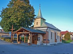 Photo: Kostolík v mestskej časti Krásnej Hôrke.