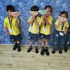 Rattle Making (Nursery) 27-8-14