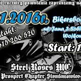 Steel Roses MC Siemianowice 2nd Anniversary 25.01.2016