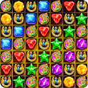 Mysterious Pharaoh Cursed Jewels icon