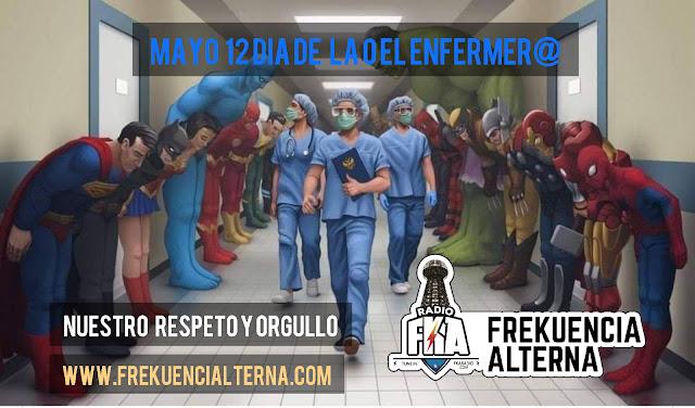 Dia de la Enfermera