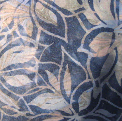 """Blue"" by artist Sarah Merideth."