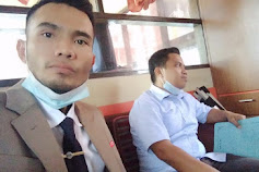 Jenuh Rumah Tangganya di Ganggu,Rahmat Didampingi LBH IWO Melaporkan Oknum ASN di Polres Soppeng