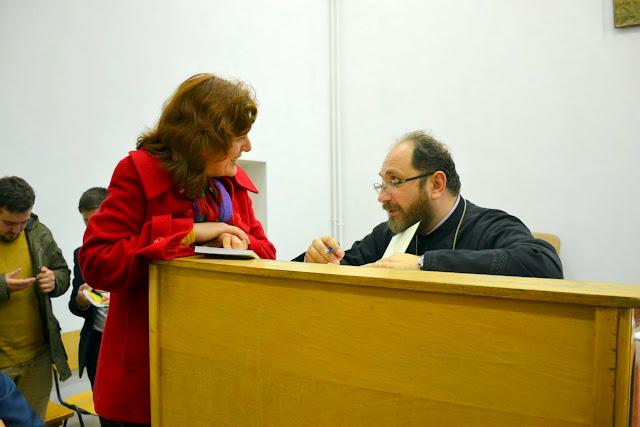 Pr. Constantin Necula despre tineri, FTOUB 287