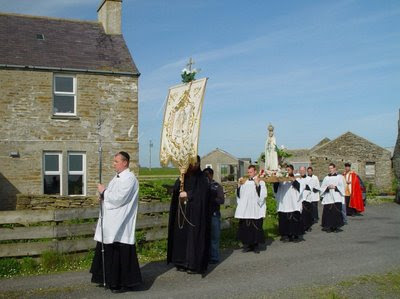 Scottish monks say 'Let the sun shine in'
