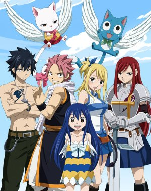 Fairy Tail SS2- Fairy Tail SS2
