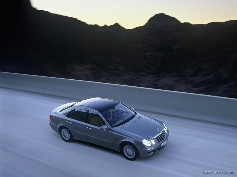 2006 mercedes benz e class sedan specifications pictures for 2006 mercedes benz e class e350