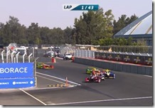Jerome D'Ambrosio vince la gara a Mexico City