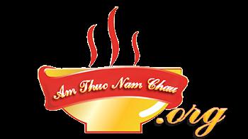 Logo Ẩm Thực Năm Châu