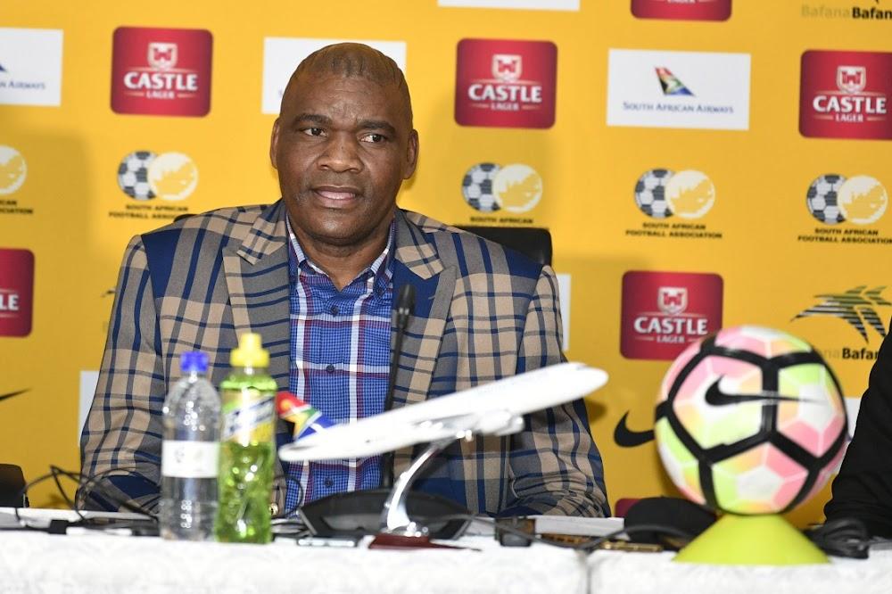 Safa sal waarskynlik verkies dat 'n Suid-Afrikaner as Bafana-afrigter oorneem