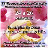 II Encontro de Casais - IPBVIT