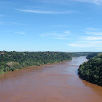 Iguazú rumbo al Paraná