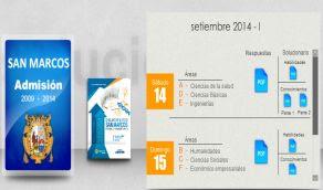 solucionario San marcos 2014-I 14 septiembre 2013