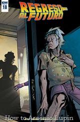 Actualización 10/02/2018: Regresa Jopemar de La Mansion del CRG y nos trae el numero 18 de Regreso al Futuro. Mientras reparan el DeLorean, Doc le cuenta al profesor Irving una historia que le ocurrió cuando hizo un viaje al futuro con su hijo Verne de polizón.