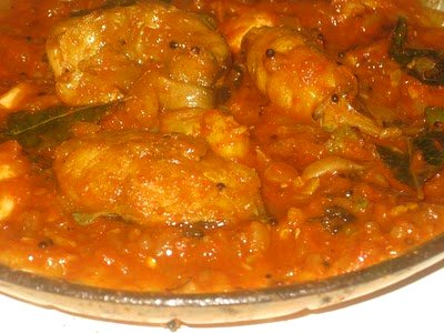 traditional kerala fish curry